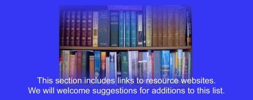 Resources sub-header