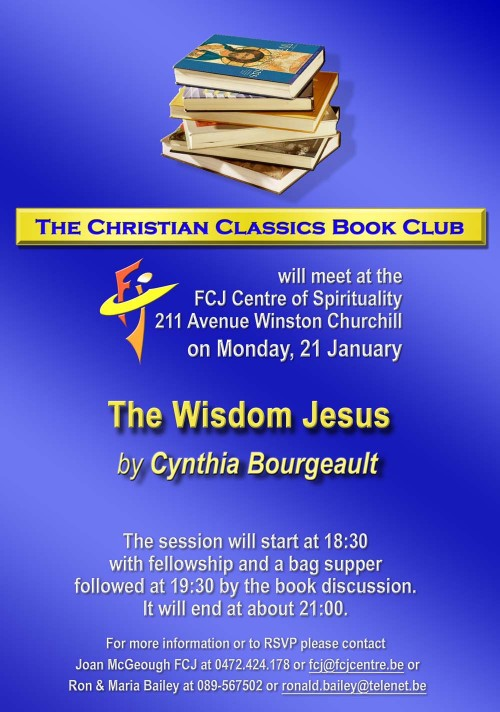 Book Club Jan 2013
