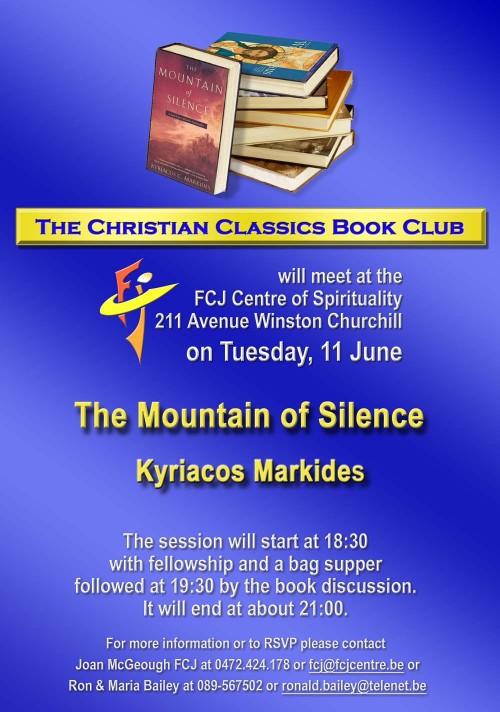 Book Club June 2013