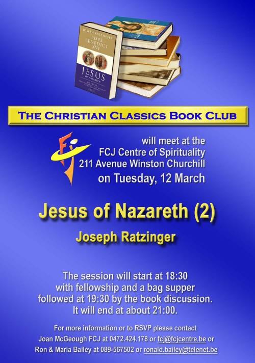 Book Club Mar 2013