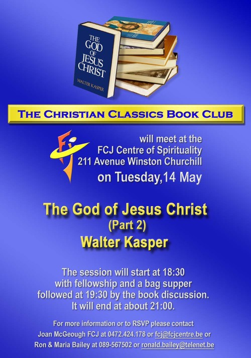 Book Club May 2013 changed