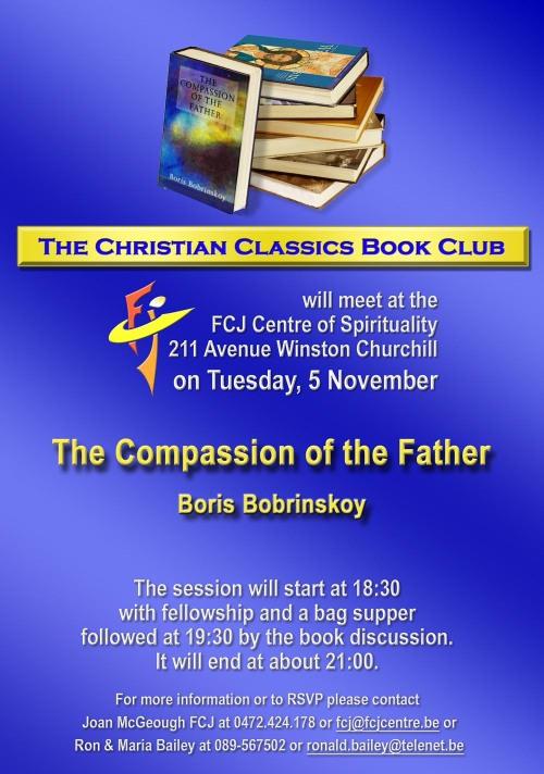 Book Club Nov 2013
