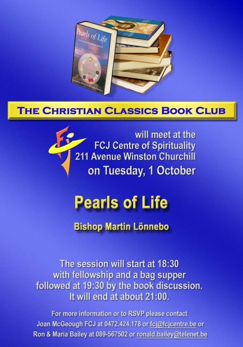 Book Club Oct 2013