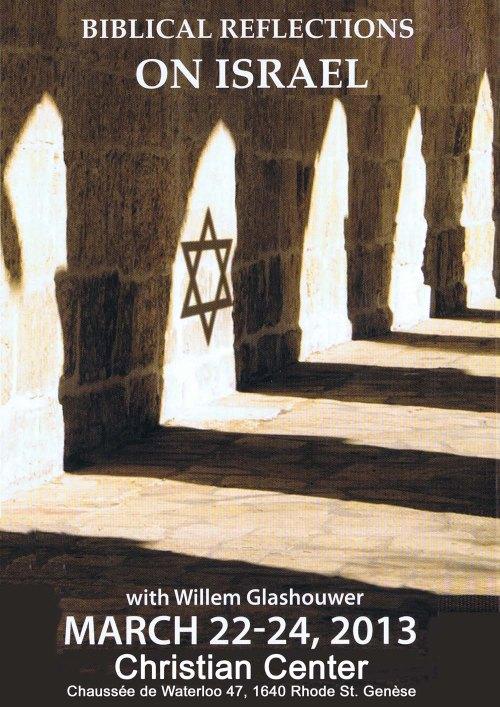 CC Biblical Reflections 2012 poster