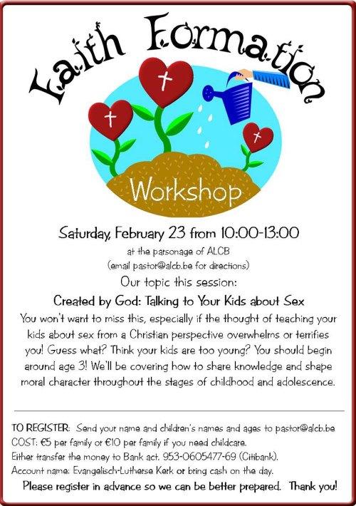 FF Workshop 23 Feb 2013