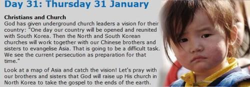 OD North Korea Prayer Campaign 2 D31