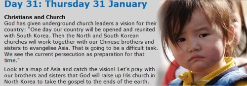 OD North Korea Prayer Campaign 2 D31