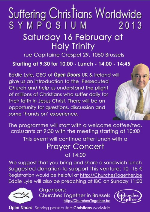 OD Suffering Christians Feb 2013