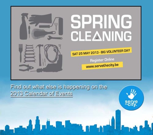 STC Events bottom 2013 Calendar Spring Clean