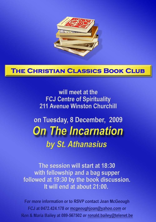 The Christian Classics Book Club Dec 09