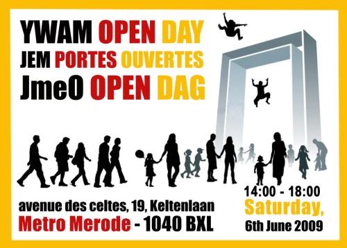 YWAM Open Day 2009