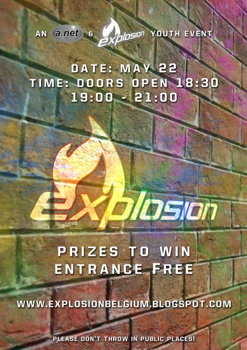Explosion May 22