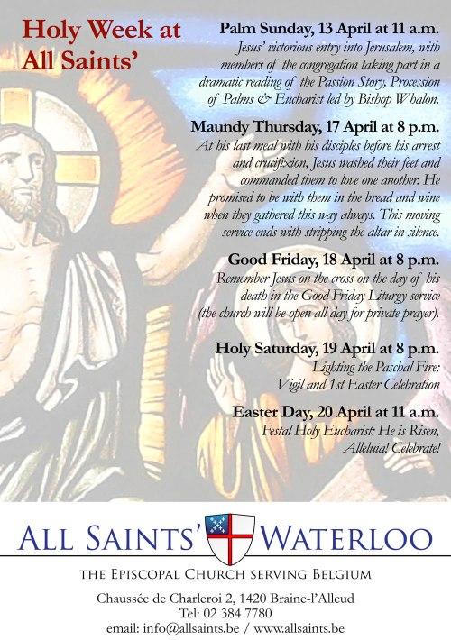 Holy Week 14
