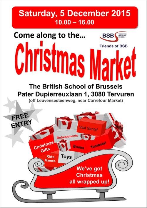 FoBSB Christmas Bazaar