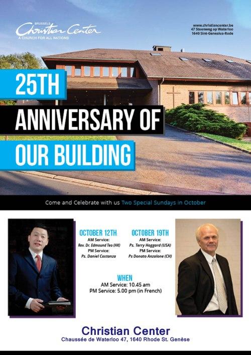 CC 25 Anniversary  19 Oct 2014