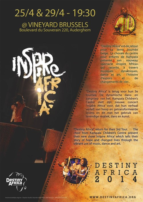 Destiny Africa 2014