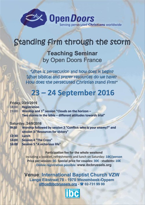 IBC Open doors seminar Sept 2016 2