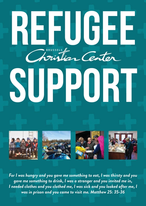 Refugee Support Flyer 2.indd