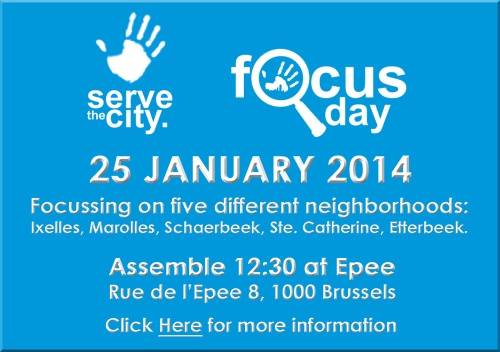 stc focusday 25 Jan 2014