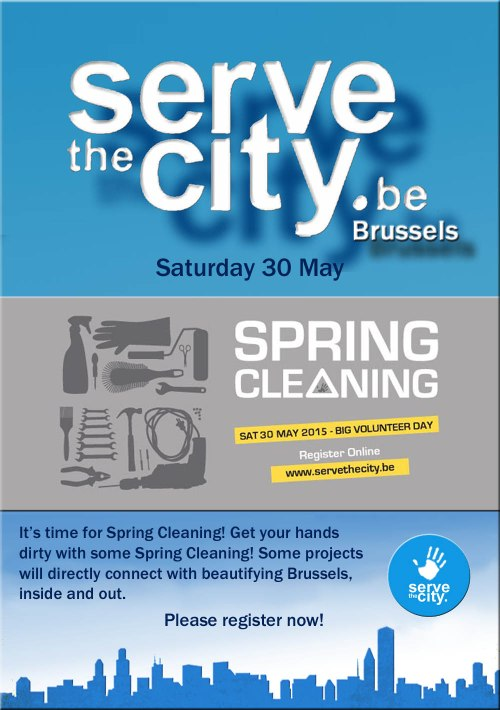 STC Spring-Cleaning May 2015