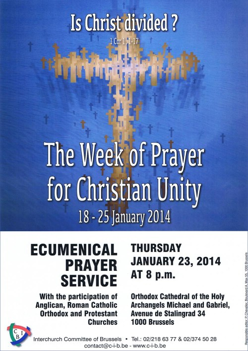 Week of Prayer for CU Jan 2014 B